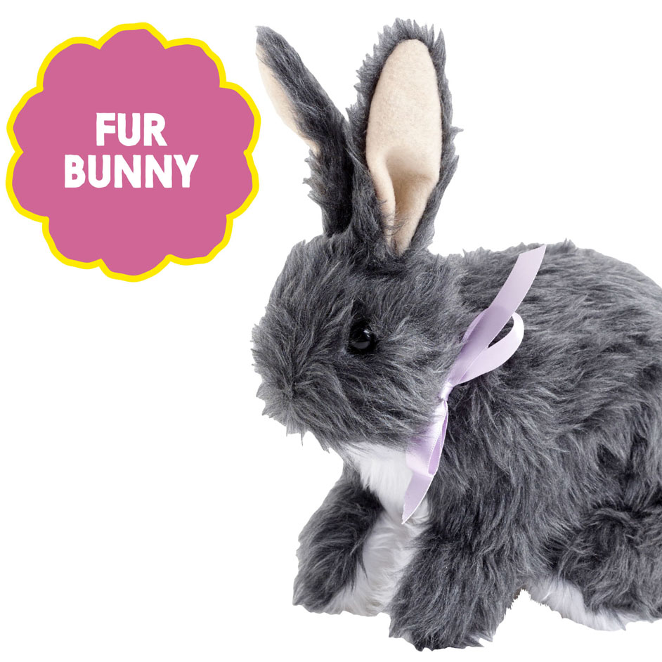 Fur Bunny Project