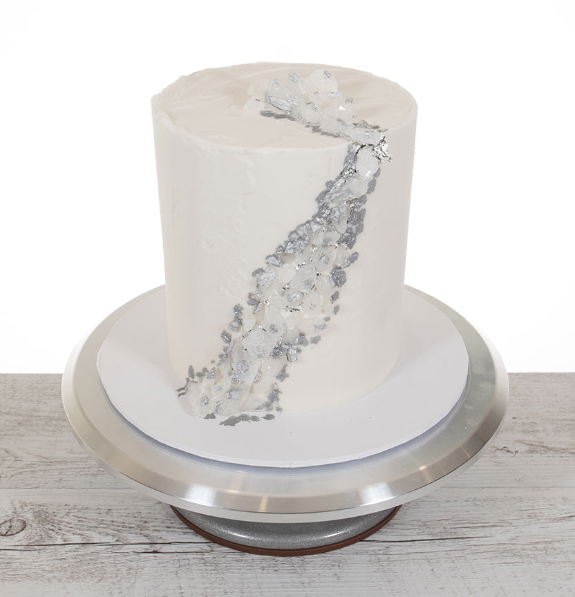 Geode Cake Project