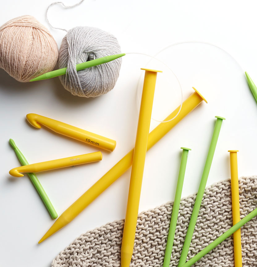 Knitting & Crochet Projects At Spotlight