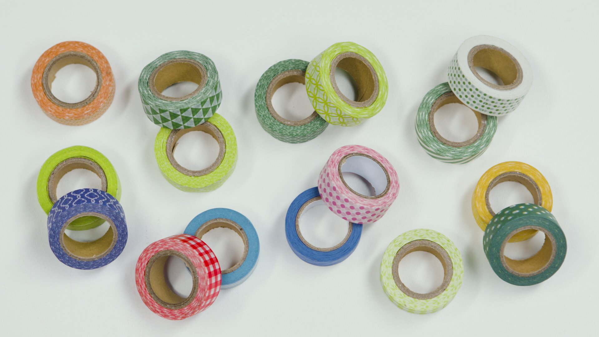 Mix & Match With Washi Tapes