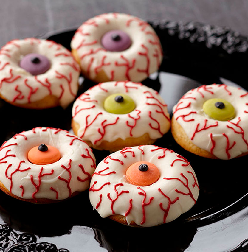 Eye Scare You Donuts
