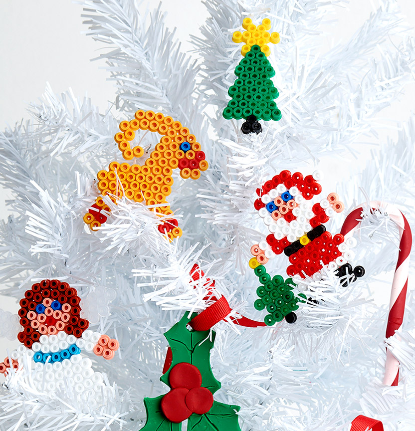 Hama Christmas Decorations Project