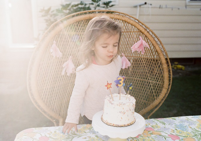 Happy birthday parties at home: celebrating in isolation