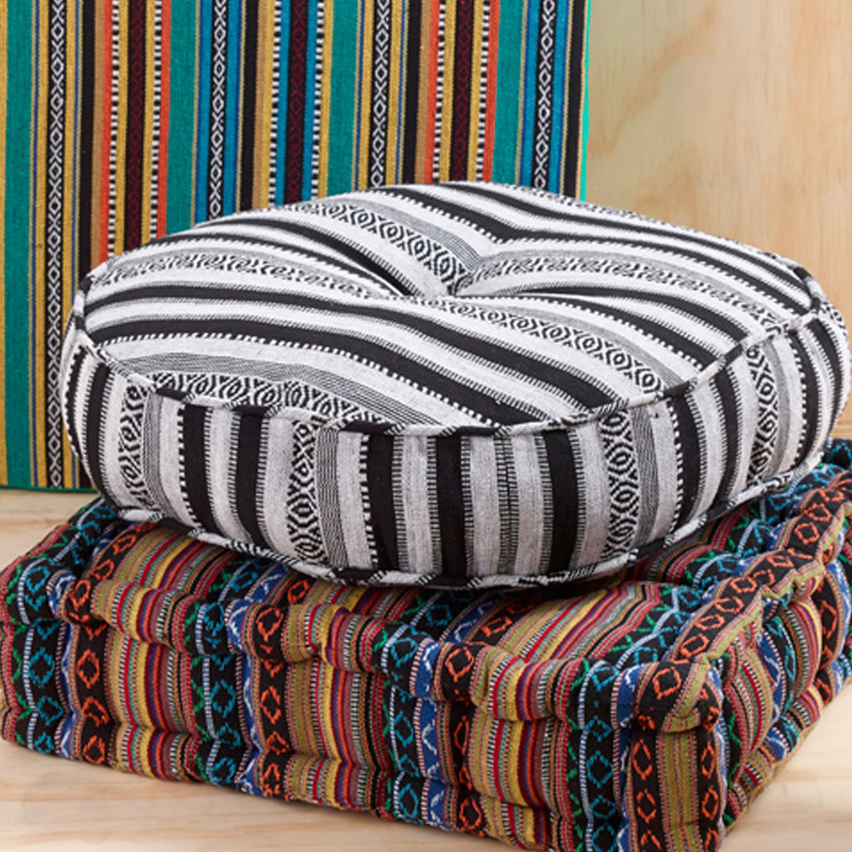 Hasina Fabric Cushions Project