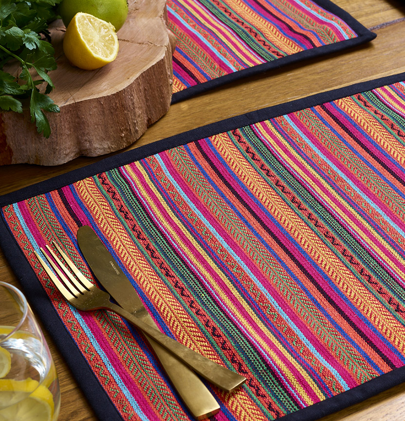Hasina Placemats Project