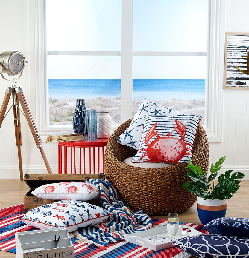 Shop Our Nautical Collection Range