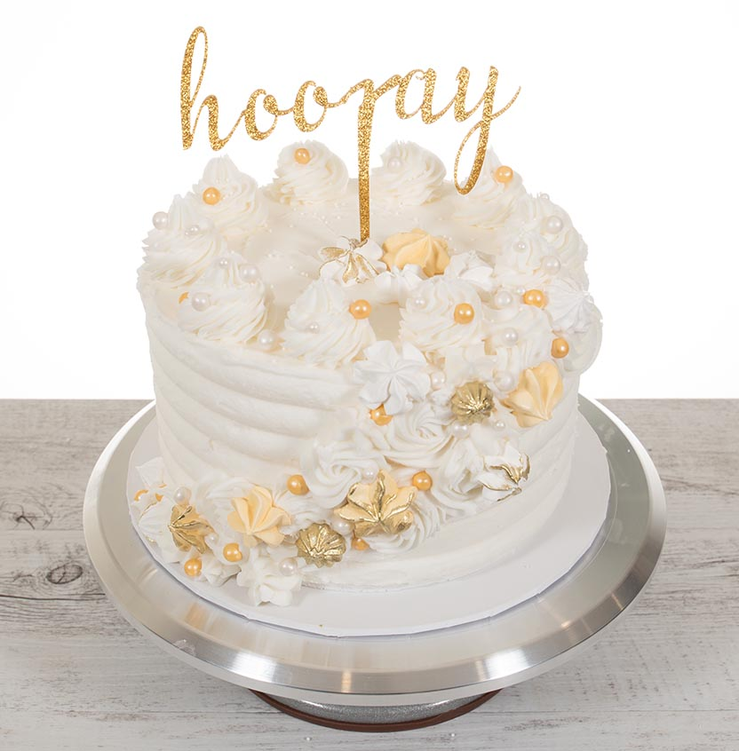Hooray Cake Project