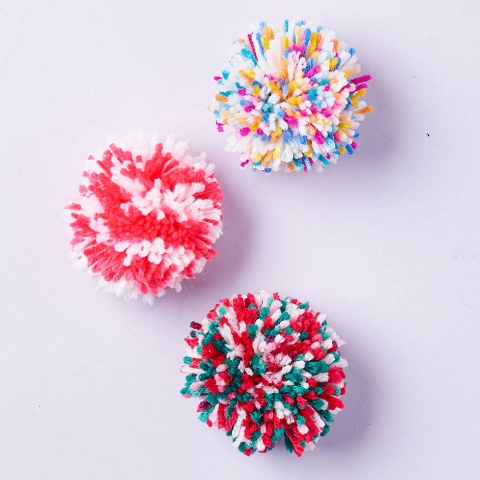 How To Make A Pom Pom Project
