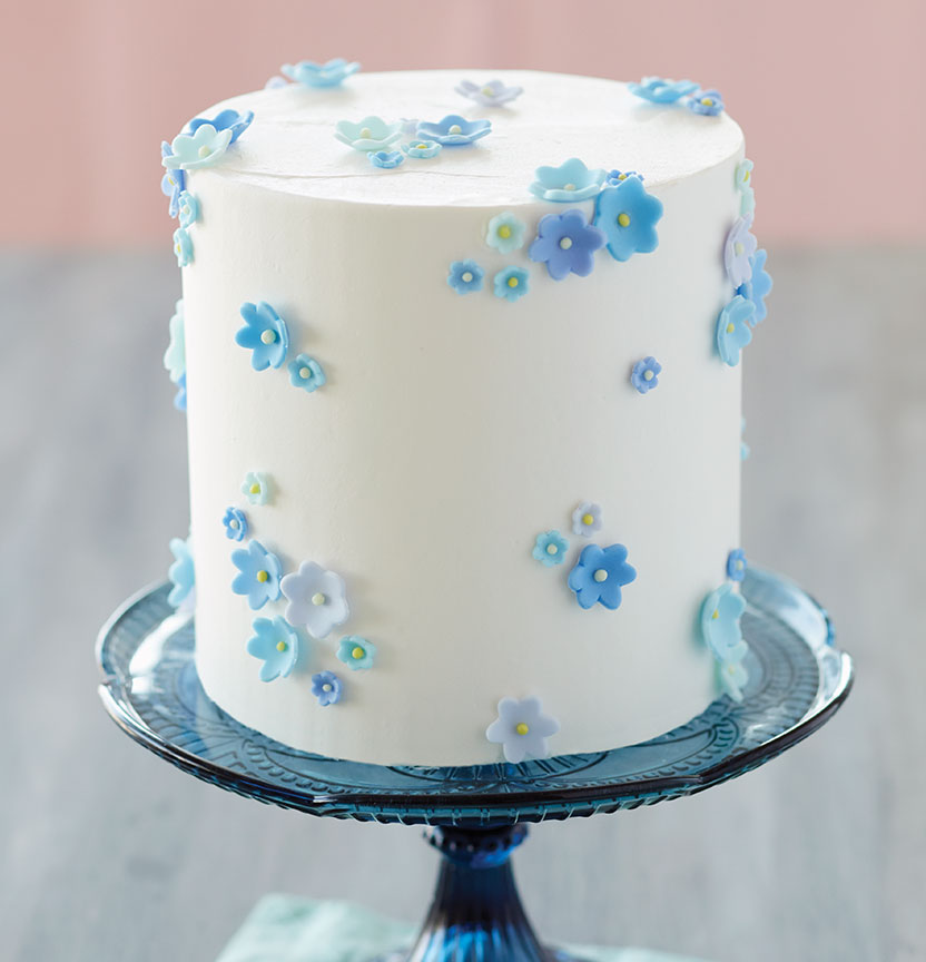 How To Make Fondant Flowers Project