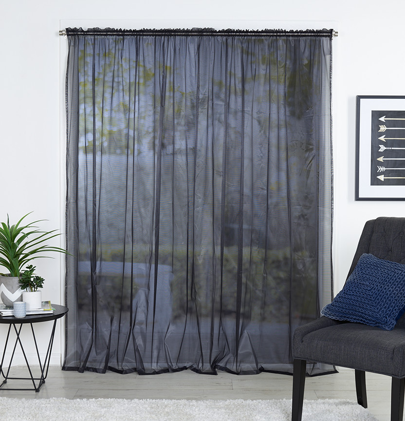 How To Make Rod Pocket Curtains Project