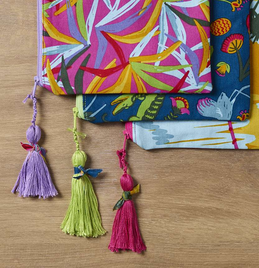 How To Make Your Own Tassel Project