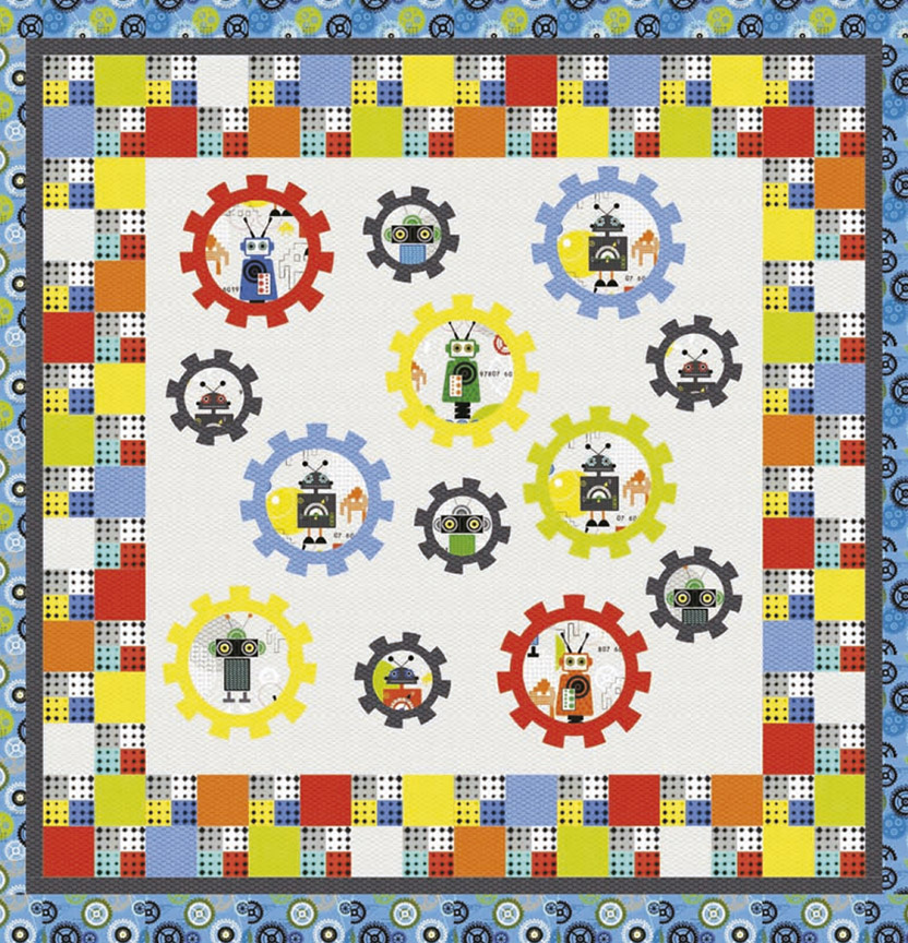 Ibot Quilt Project