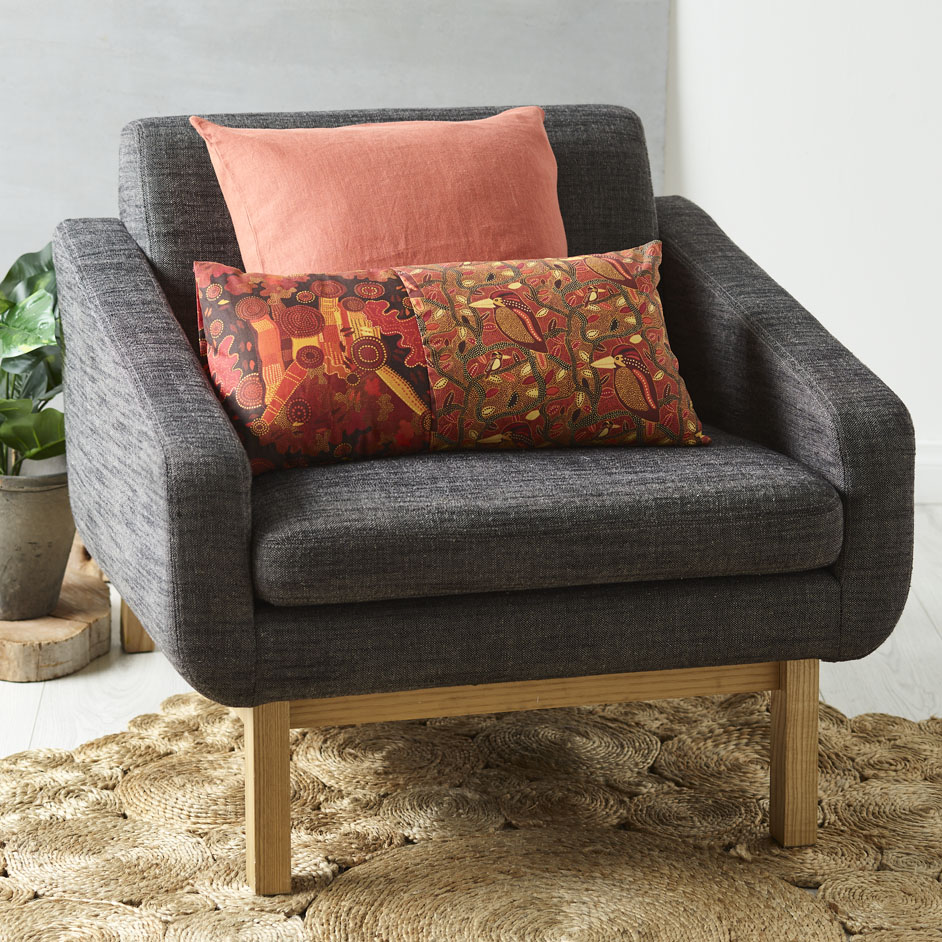 Jijaka Printed Cushion Project