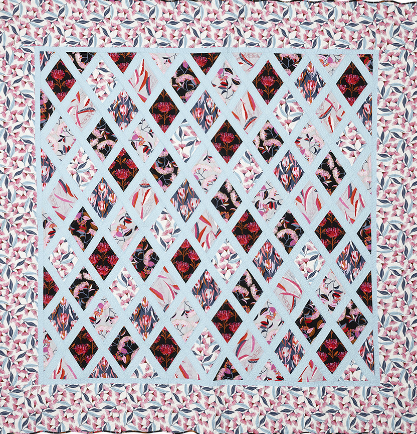 Jocelyn Proust Australiana Quilt Project