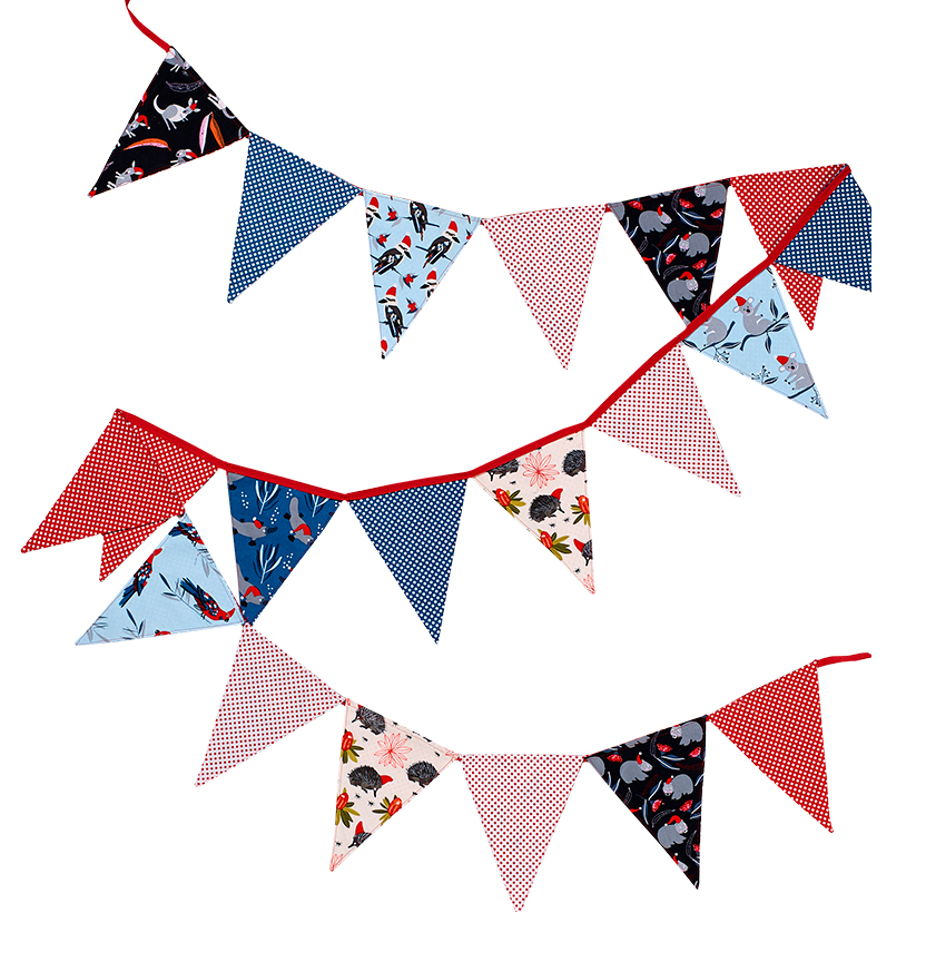 Jocelyn Proust Bunting Project