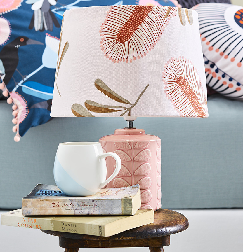 Jocelyn Proust DIY Lampshade Project