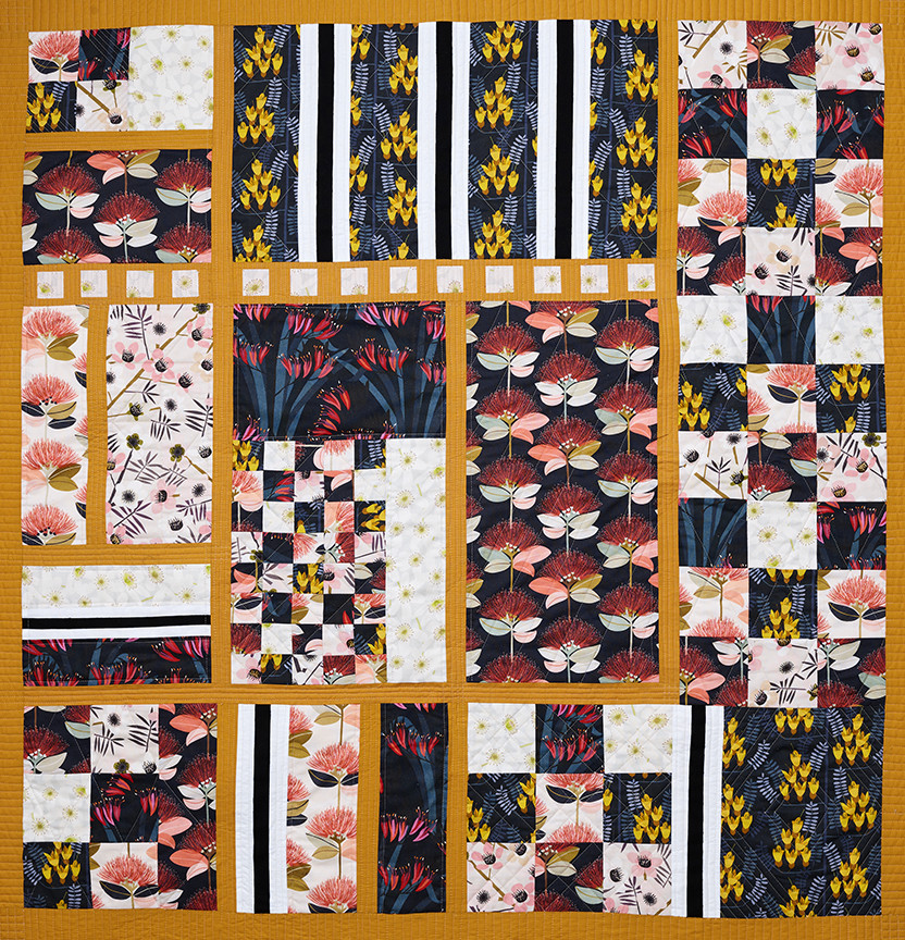 Jocelyn Proust New Zealand Quilt Project