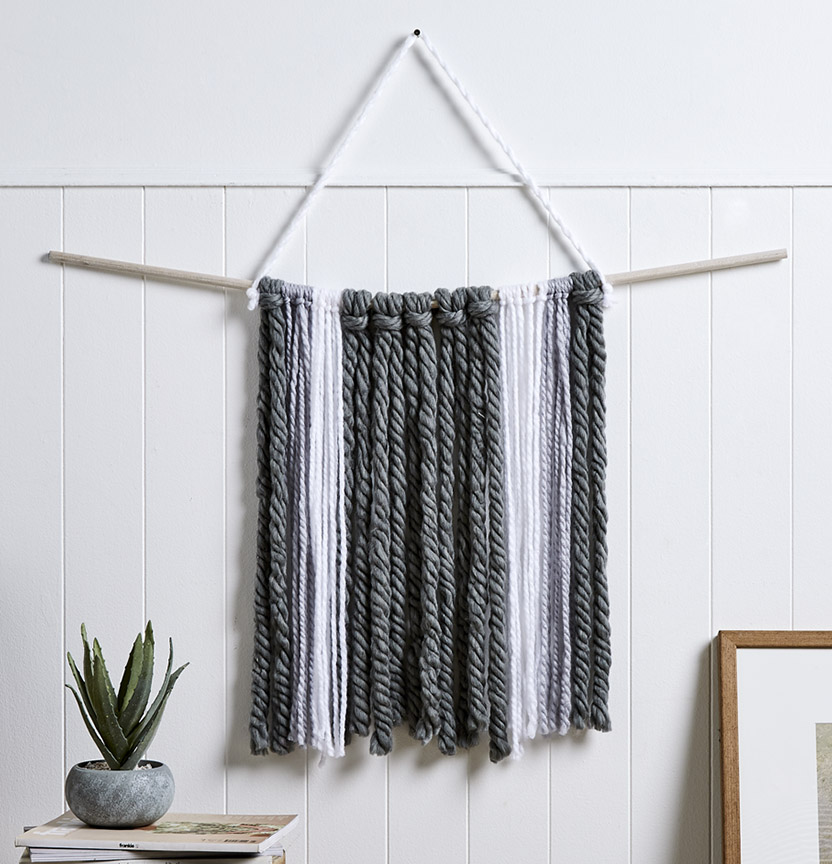 Jumbo Wall Hanging Project