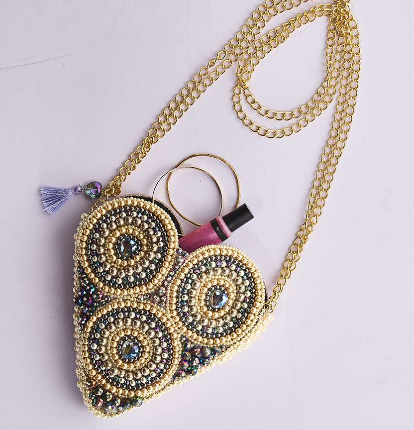 Just Bead It Beaded Handbag Project