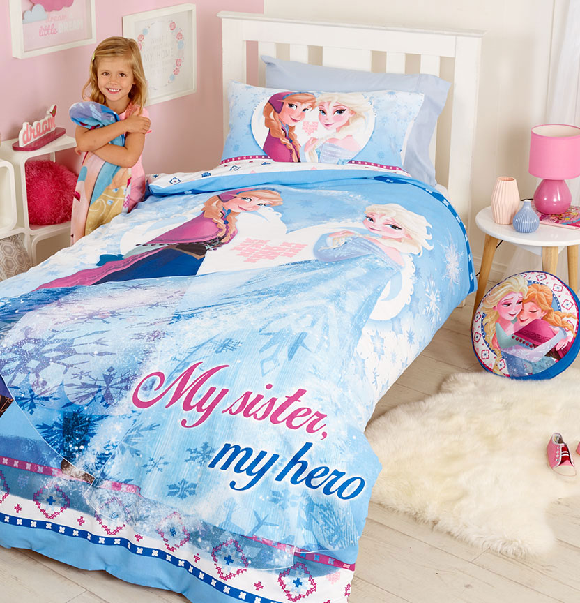 Shop Our Disney Frozen Manchester Range