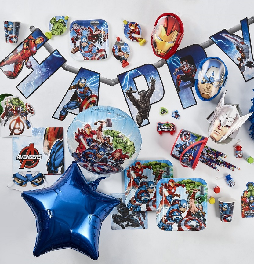 Shop Our Avengers Range