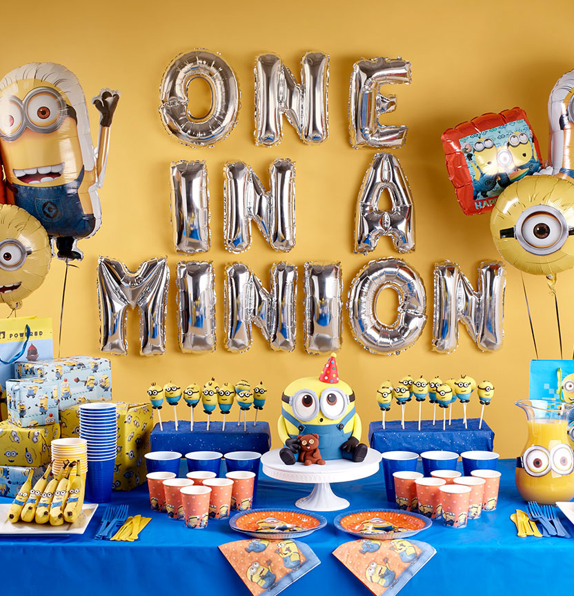 Shop Our Minions Range
