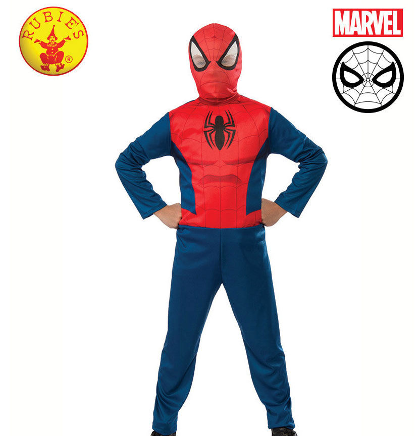 Shop Our Spider Man Range