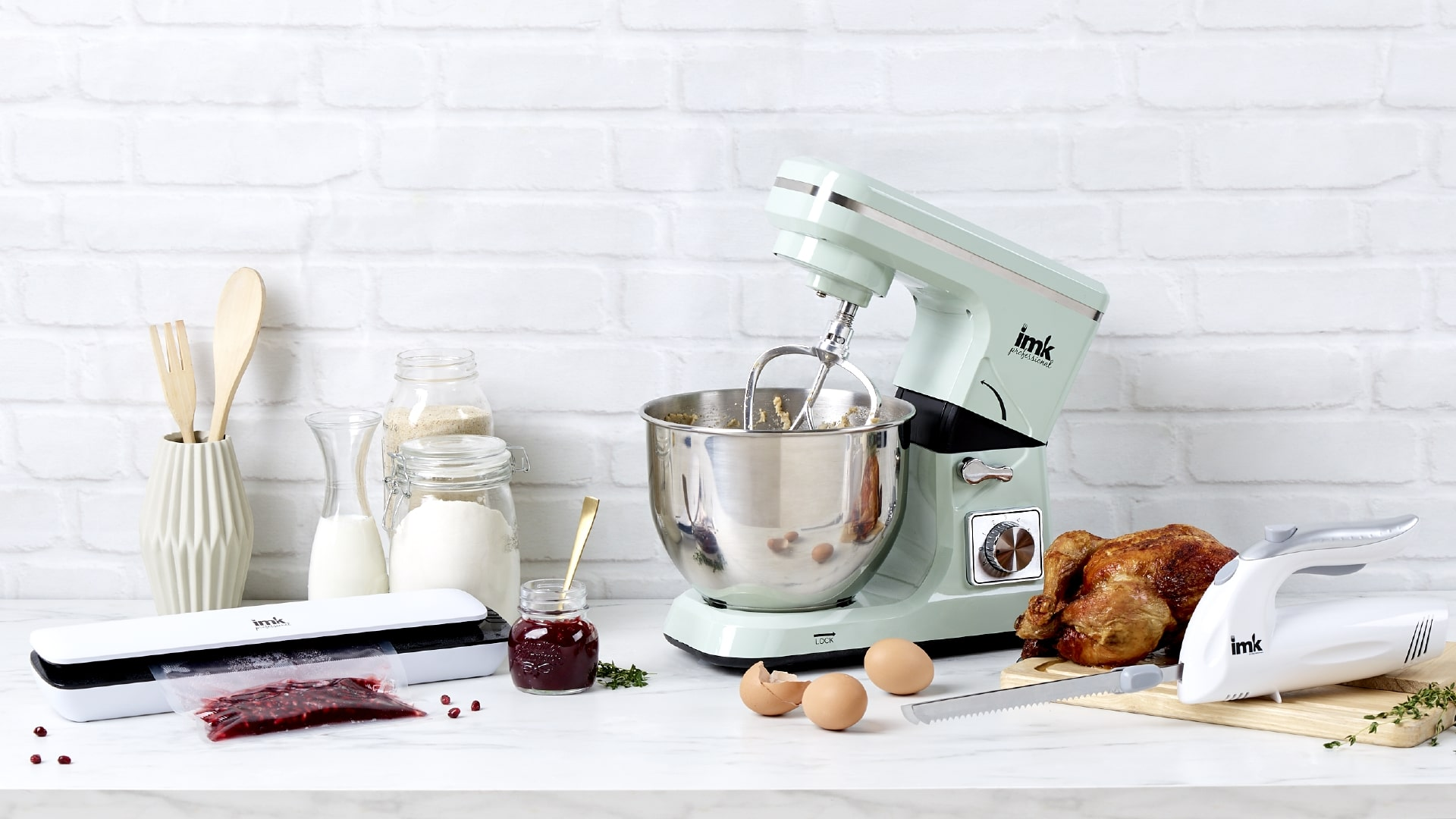 Choosing The Right Kitchen Appliances