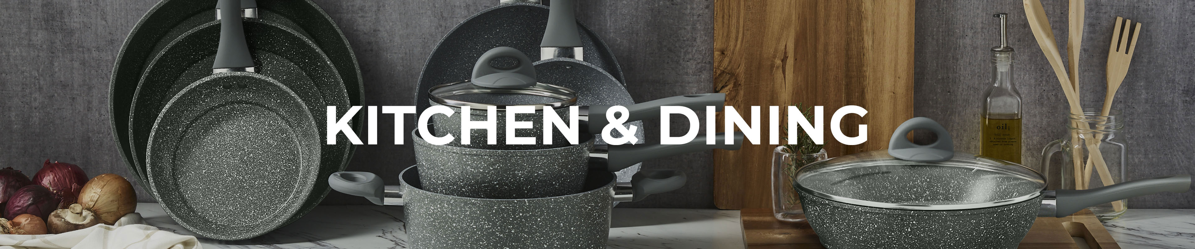 Shop Our Kitchen & Dining Range