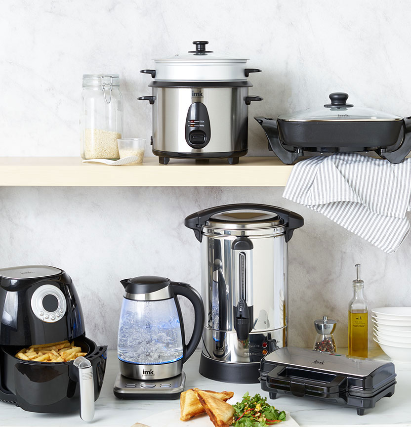 Shop Our Kitchen Appliances Range