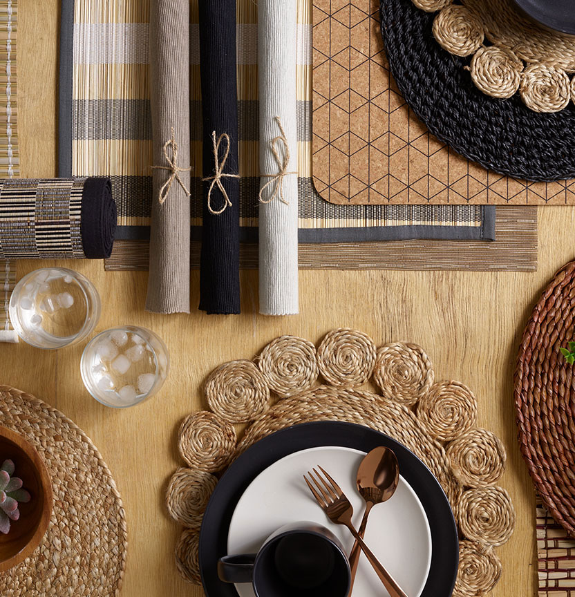 Shop Our Tablelinen & Accessories Range