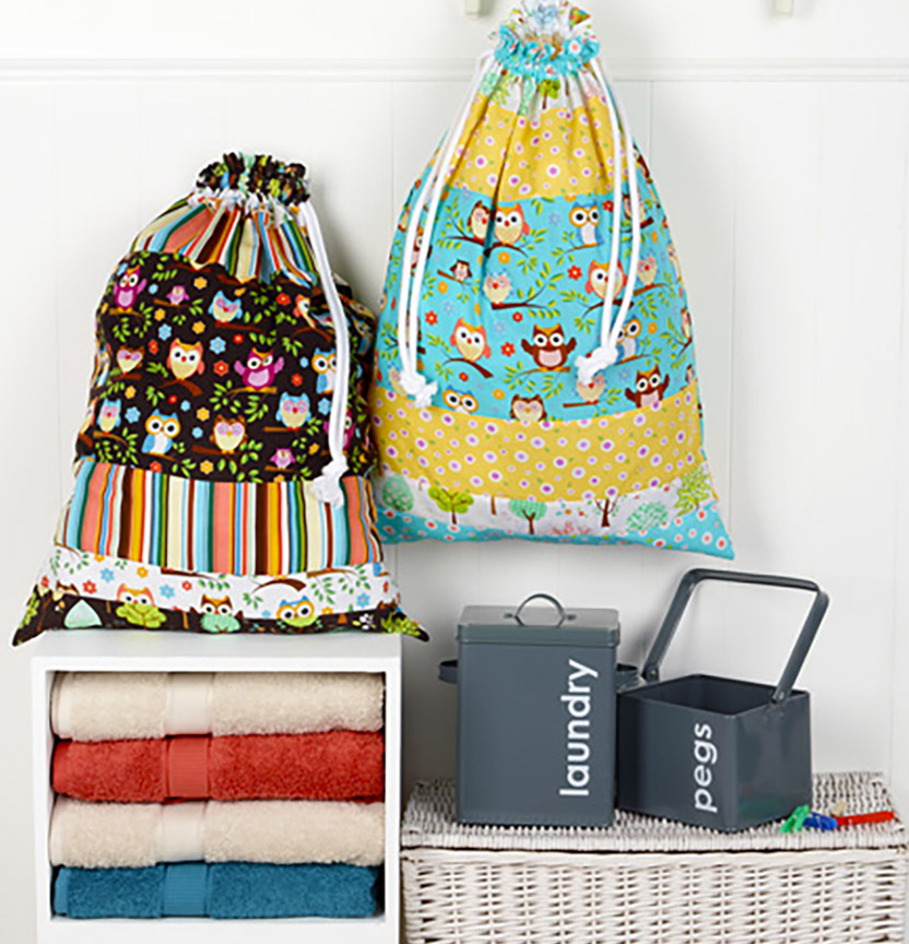 Laundry Bags Project