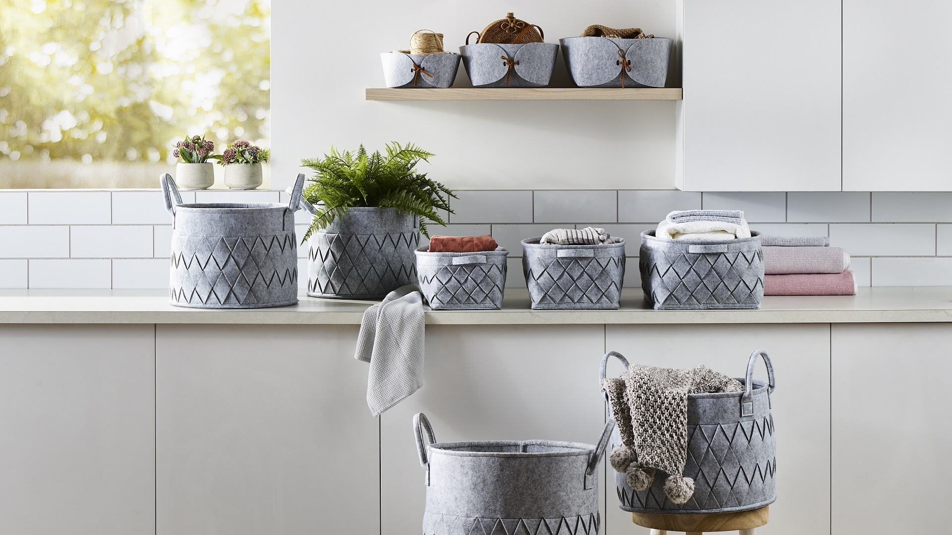 Choose The Right Laundry Baskets & Bins For Your Home