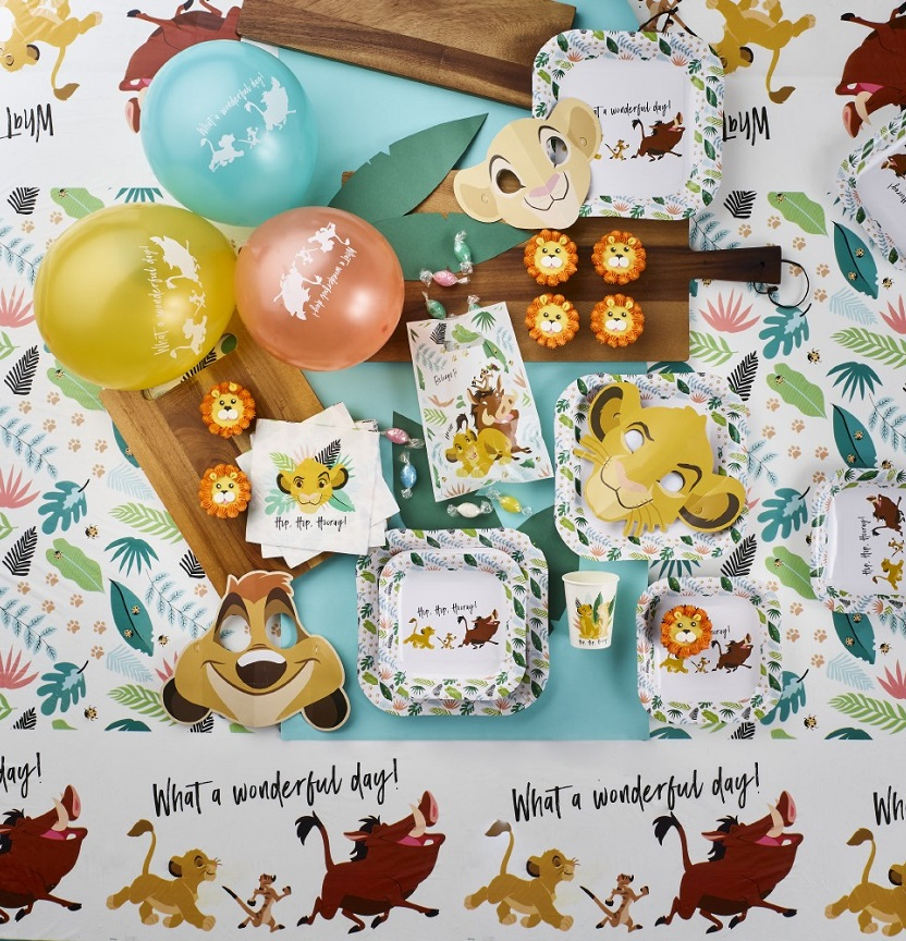 Shop The Lion King Party Collection