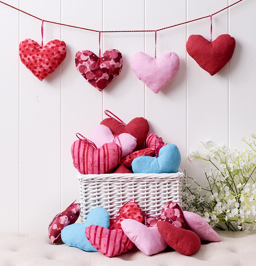 Little Heart Hangers Project