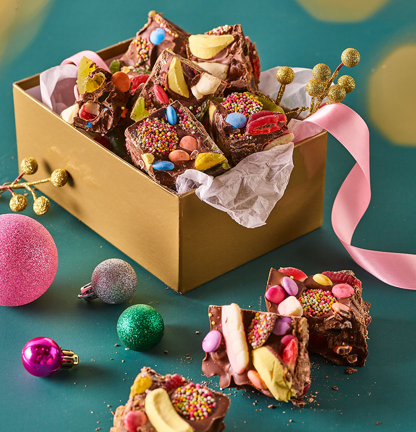 Lolly Rocky Road Project