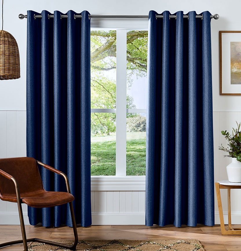Shop Our Custom Made Curtains Range
