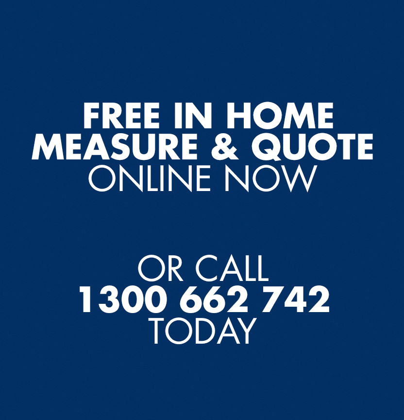 Free In Home Measure & Quote