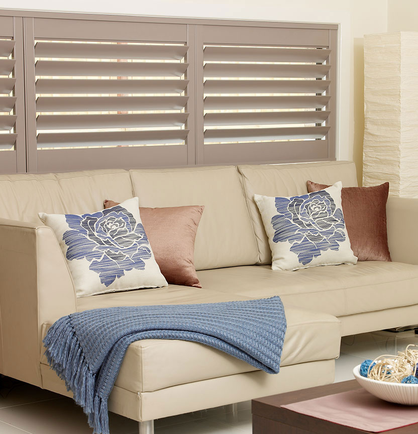 Made To Measure Shutters At Spotlight