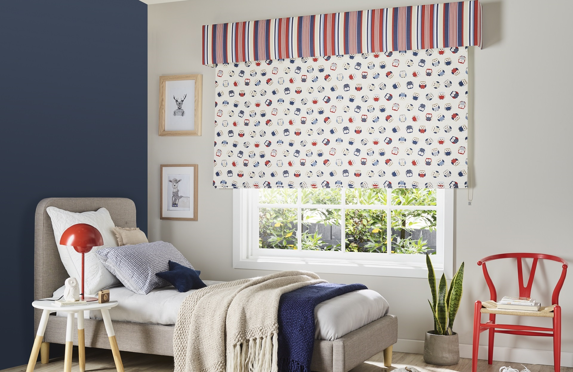 Add An Elegant Touch To Your Home With Roman Blinds