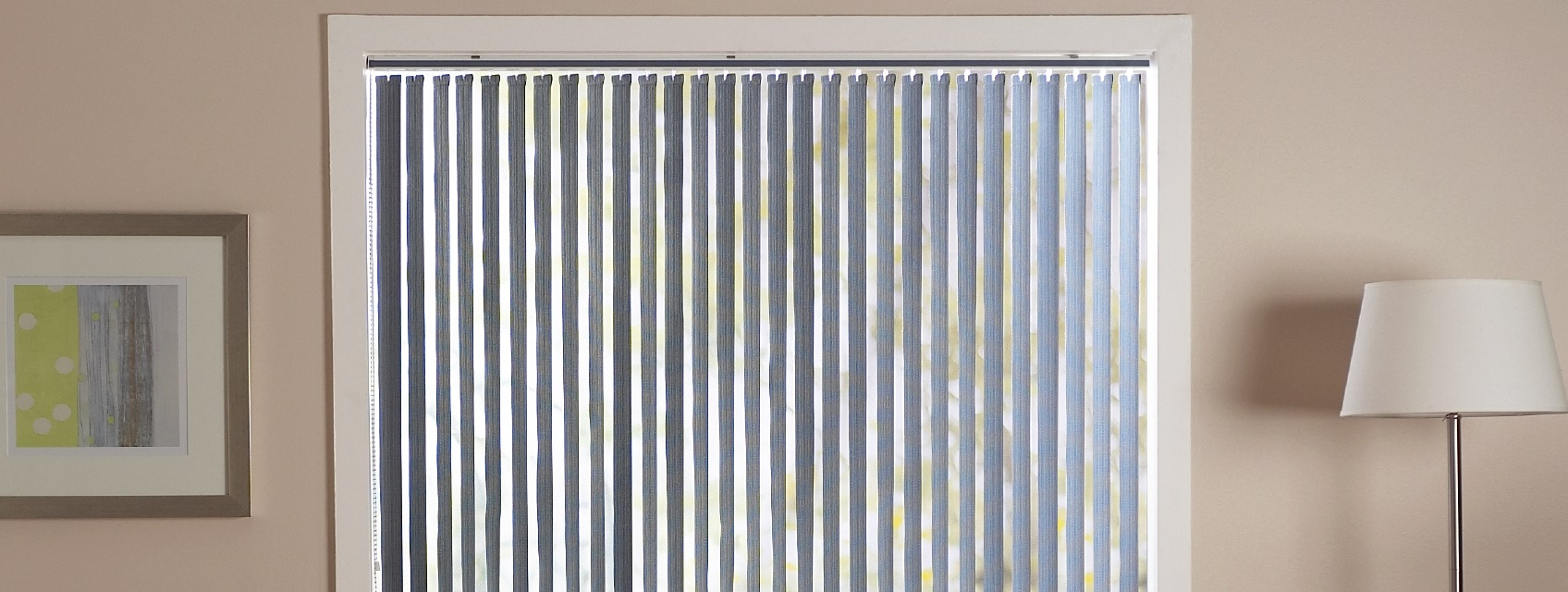 Made To Measure Vertical Blinds At Spotlight