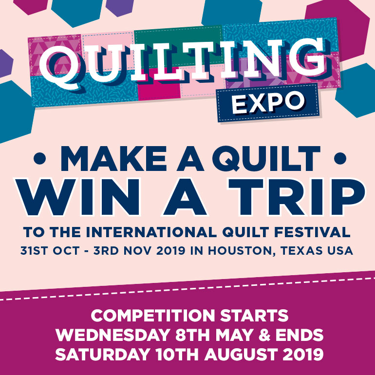 Make A Quilt Competition 2019