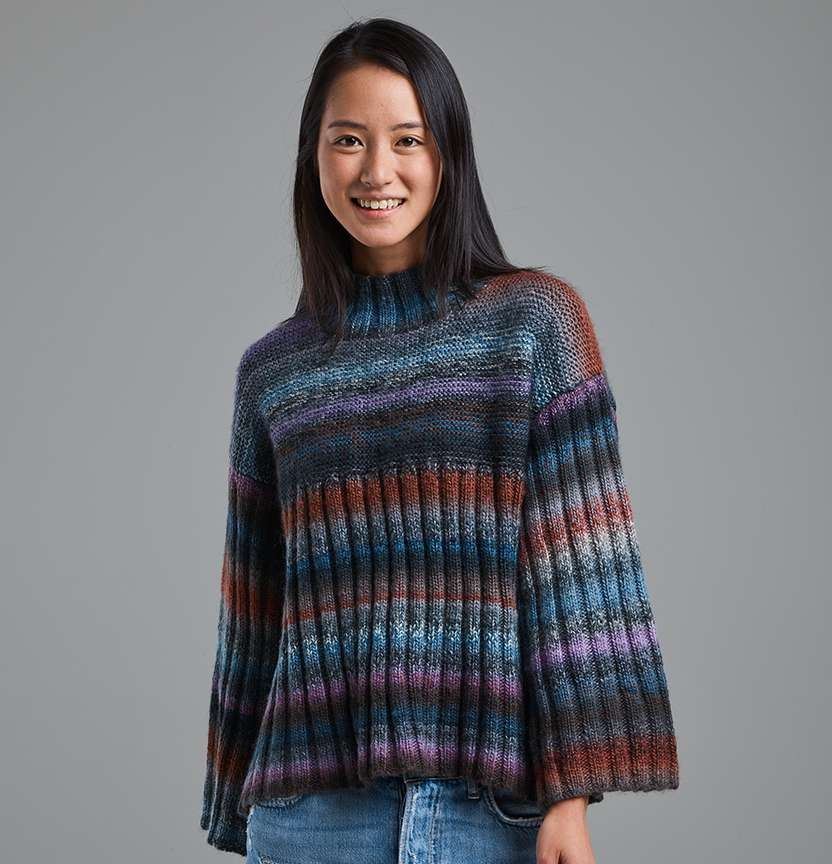 Malibu Ladies Sweater Project