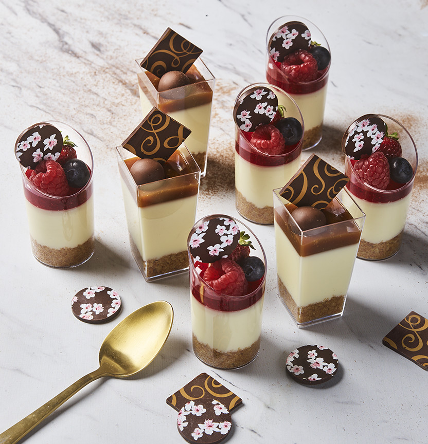 Mini Dessert Cups Project