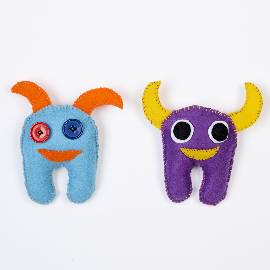 Mini Monsters By Sayraphim Lothian Project