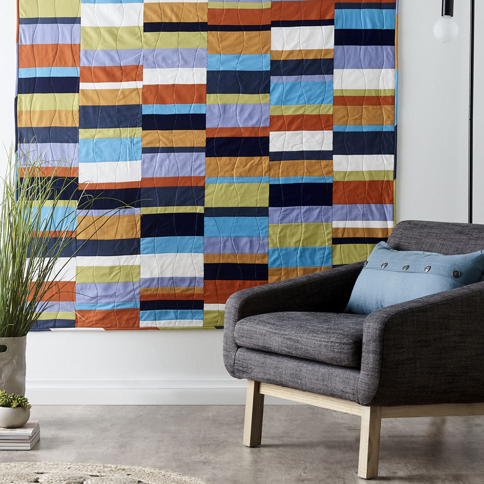 Modern Prima Quilt Project