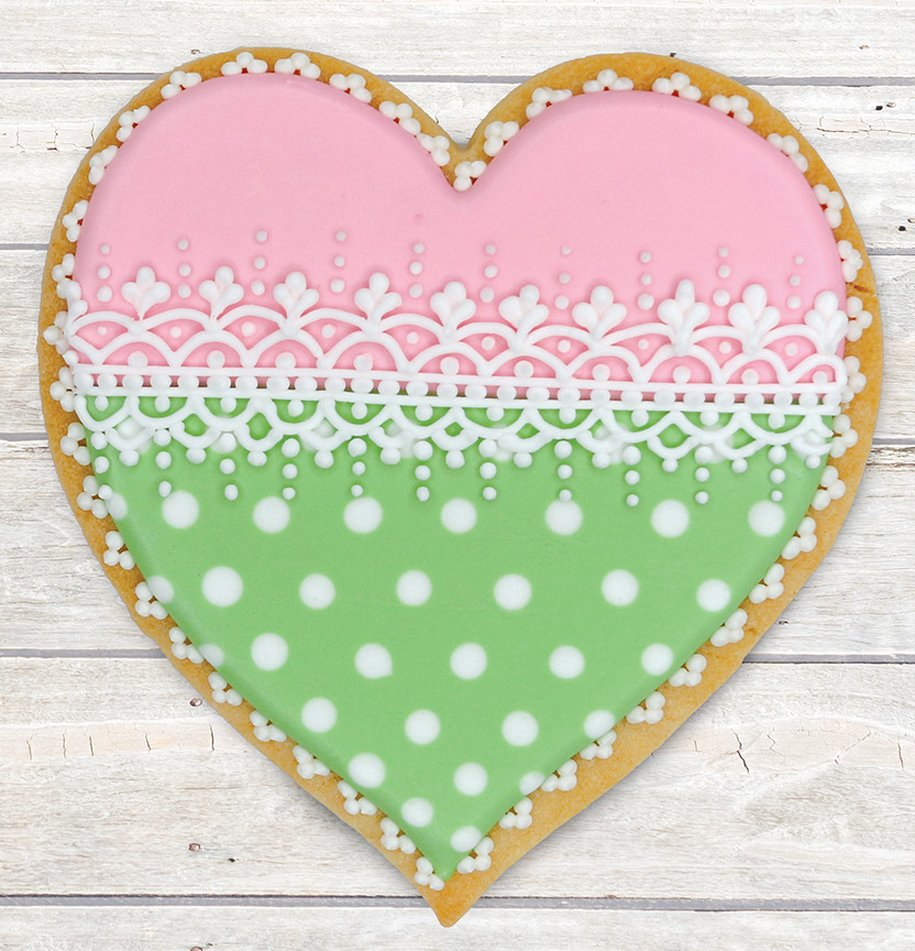 Mondo Royal Icing Cookie Project