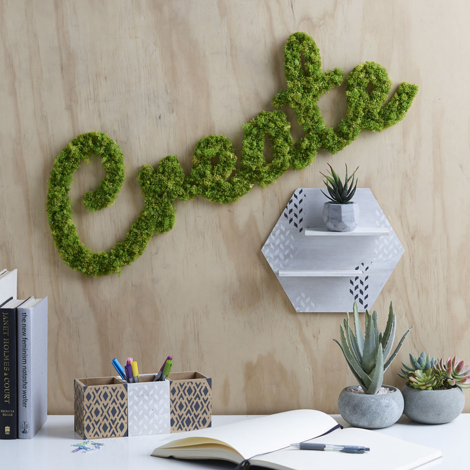 Moss Letters Project