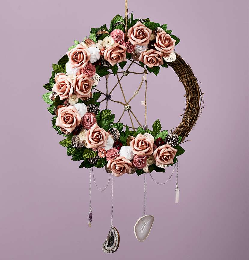 Mystical Wreath Project