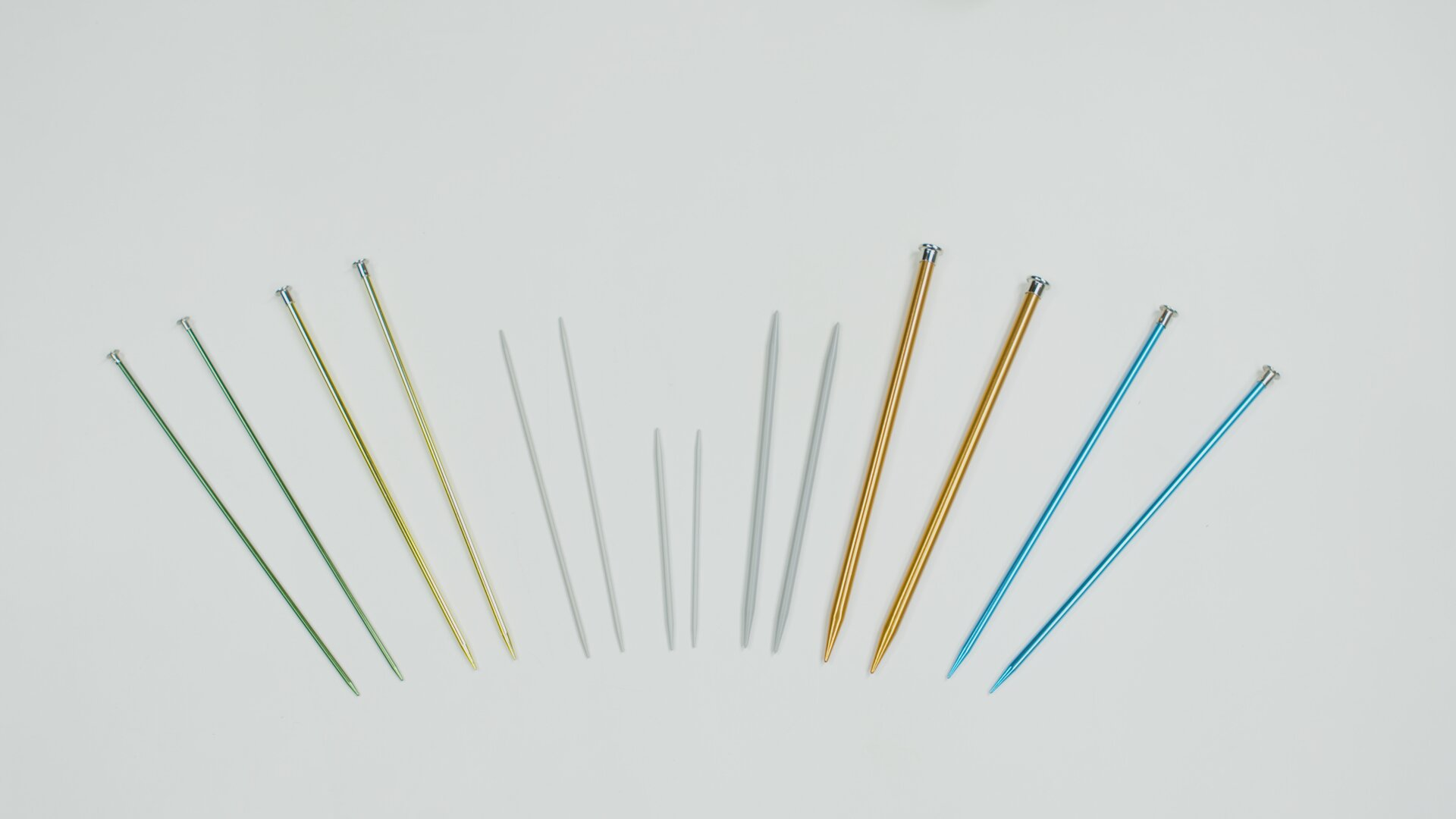 Different Knitting Needles For Your Projects